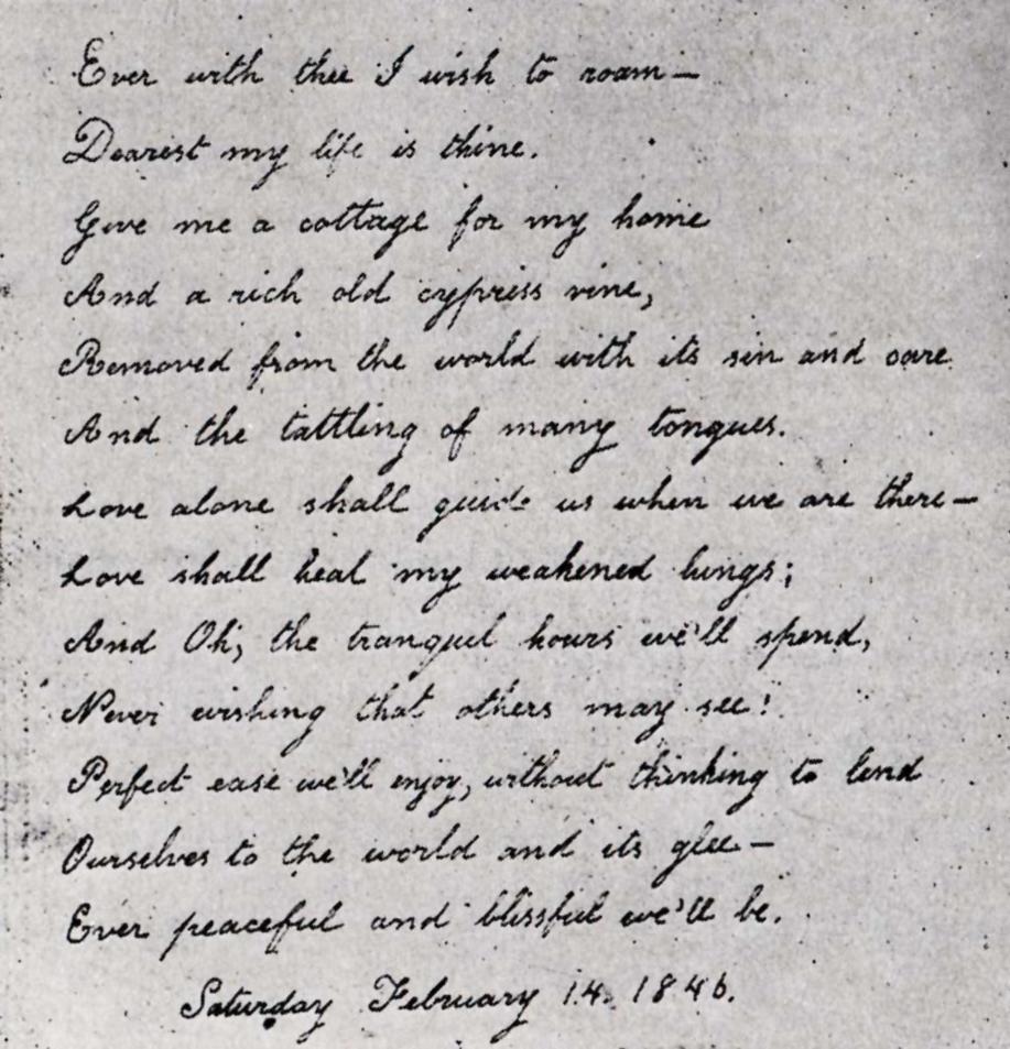 Edgar Allan Poe Writing Style
