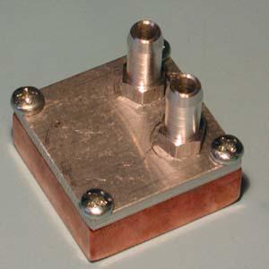 Waterblock simple en cuivre (cc Bubus)