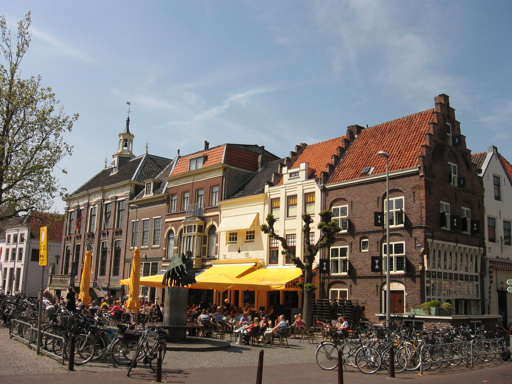 Centrum van Zaltbommel
