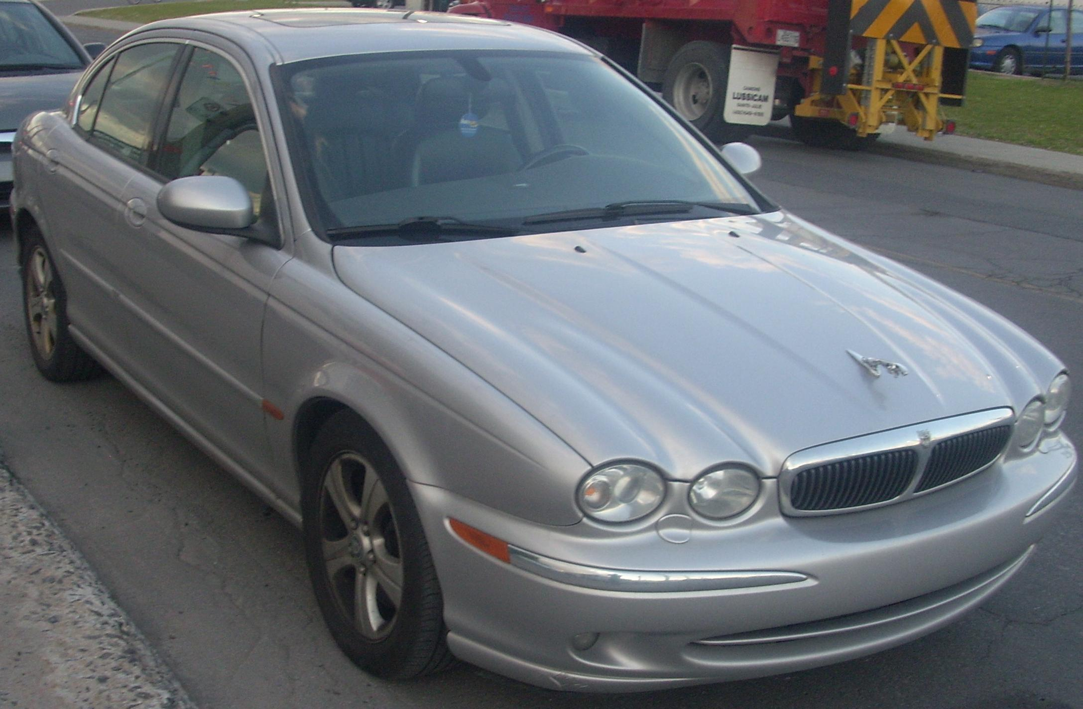 Lovely File:u002702 U002703 Jaguar X Type ...