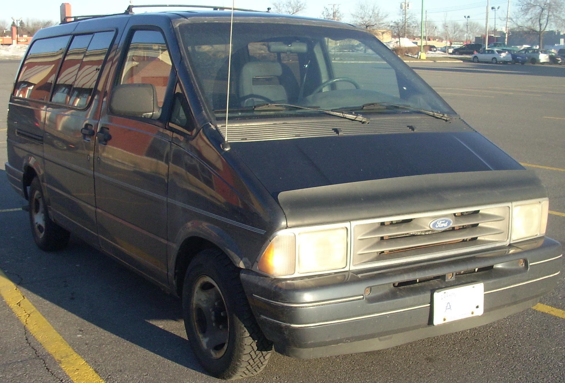 File92 97 Ford Aerostar LWB