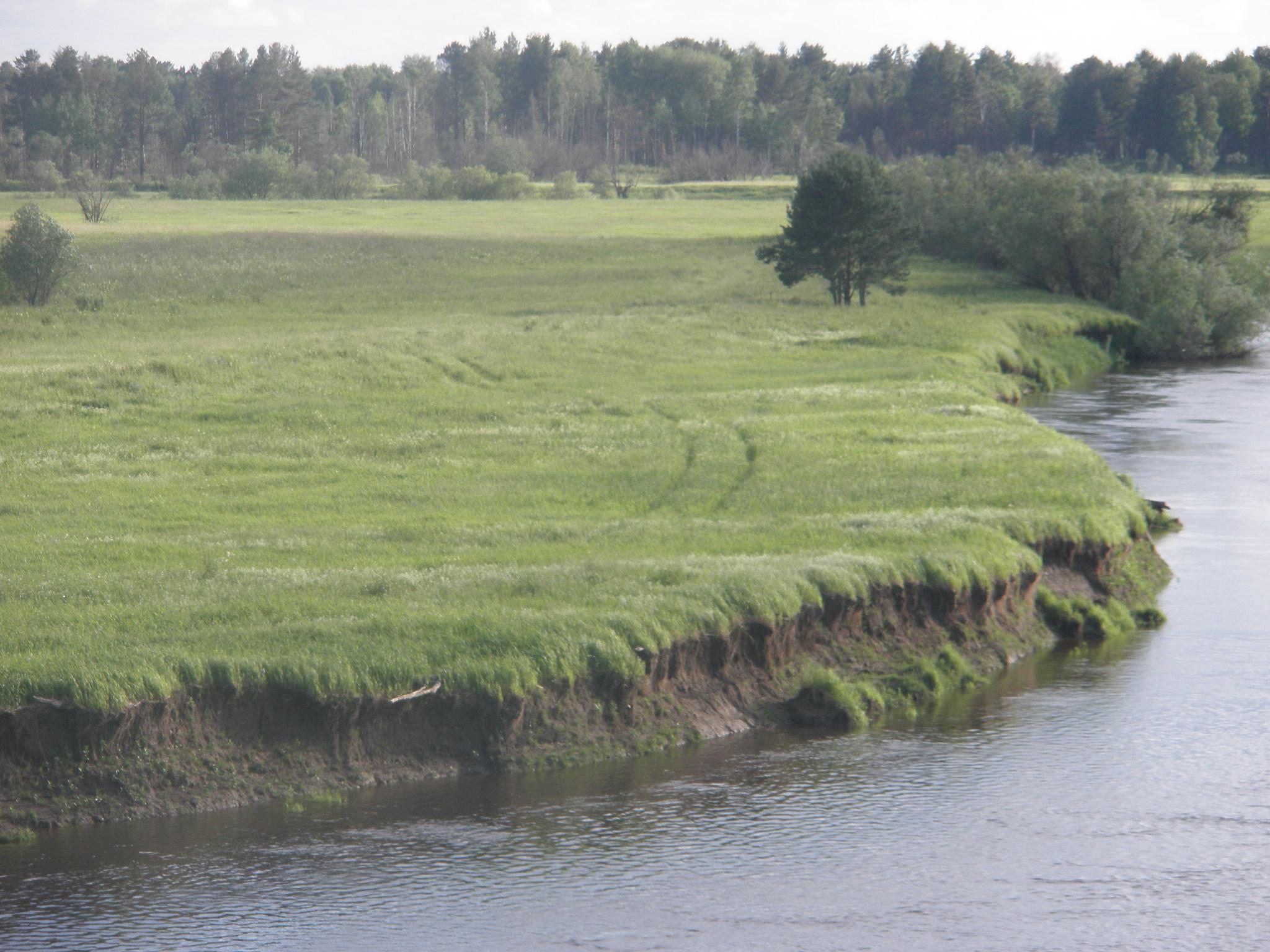 фото реки берега