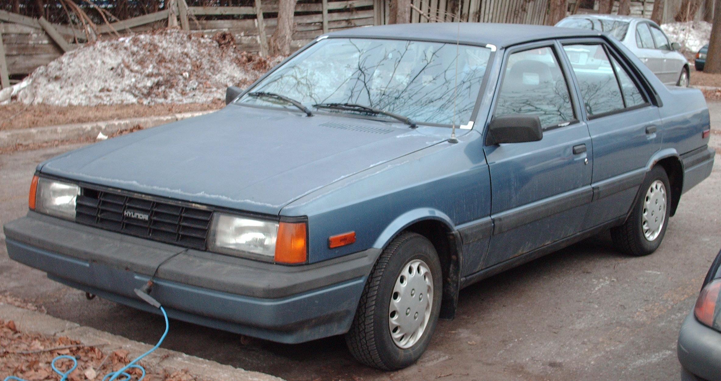 Rachat Hyundai Stellar – Reprise de voiture Enlèvement d'épave gratuit