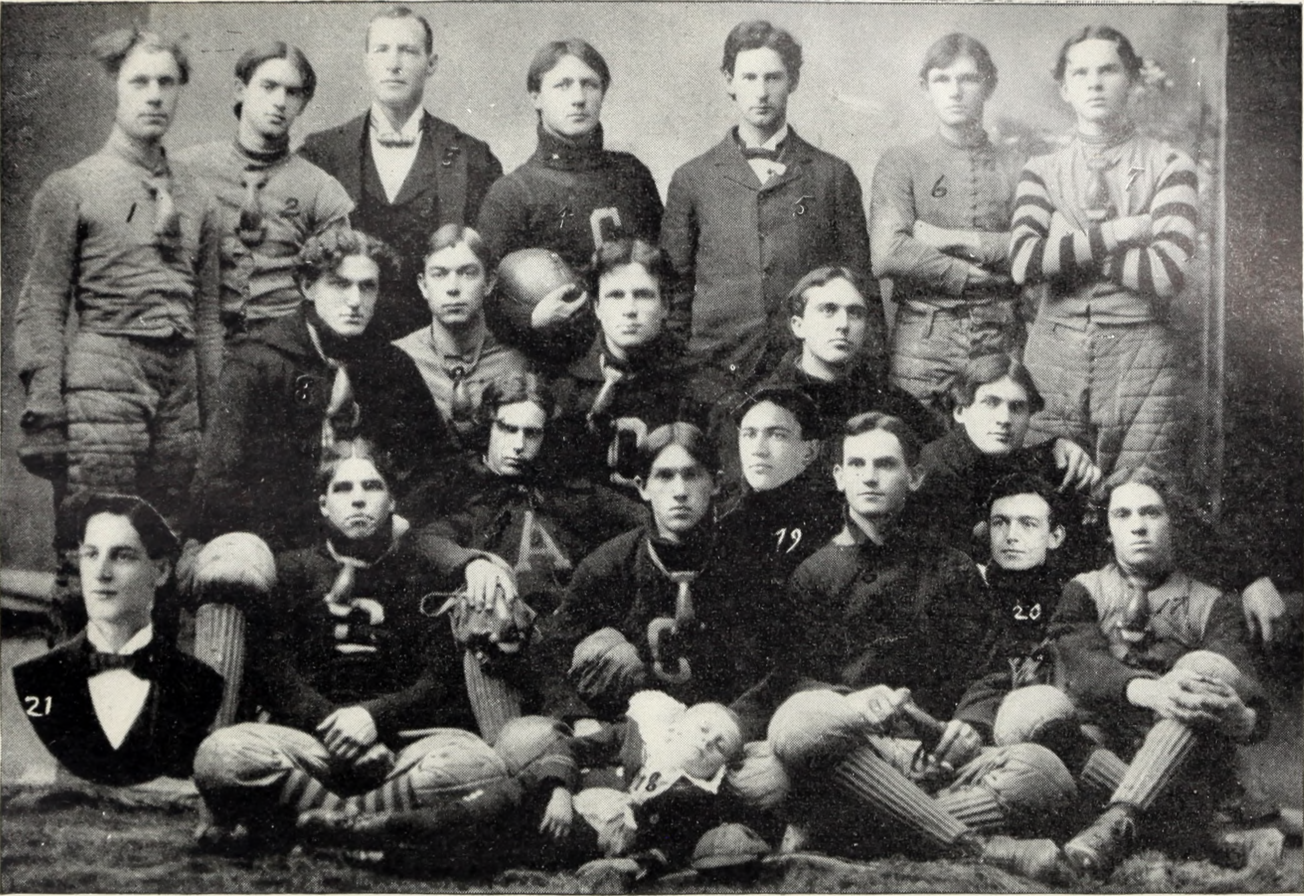 File:1898 Clemson football team (Chronicle 1899).png