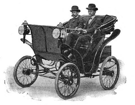 Riker electric vehicle company wikipedia for History of the electric motor