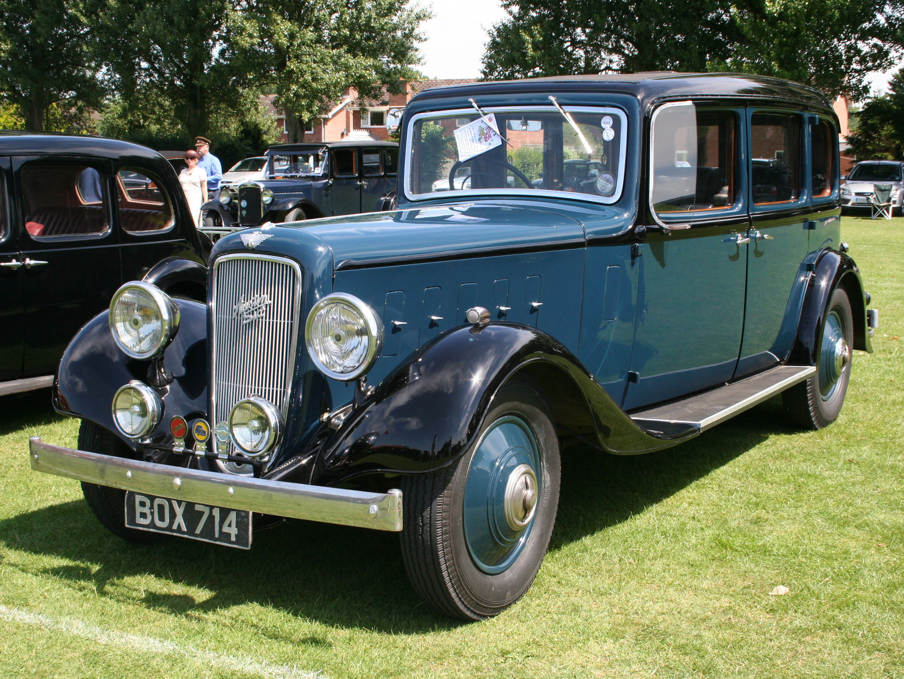 File 1936 Austin 20 Mayfair Saloon