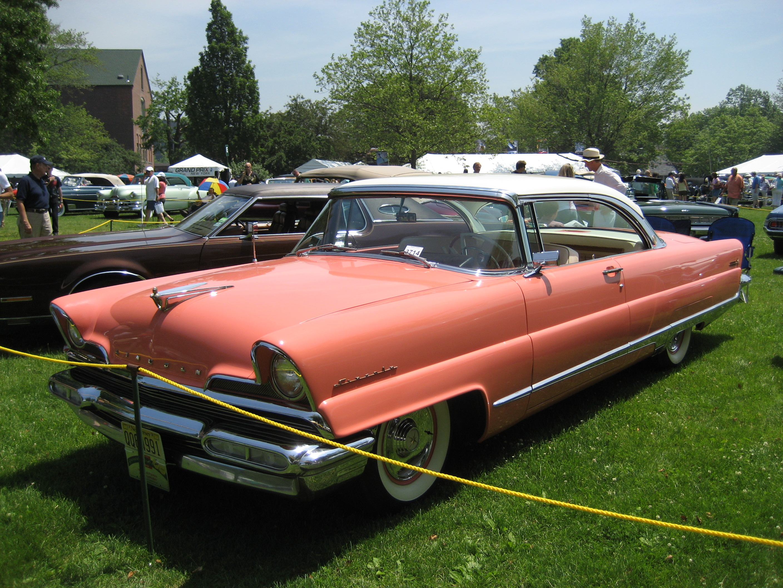 1956 lincoln premiere classic automobiles. Black Bedroom Furniture Sets. Home Design Ideas