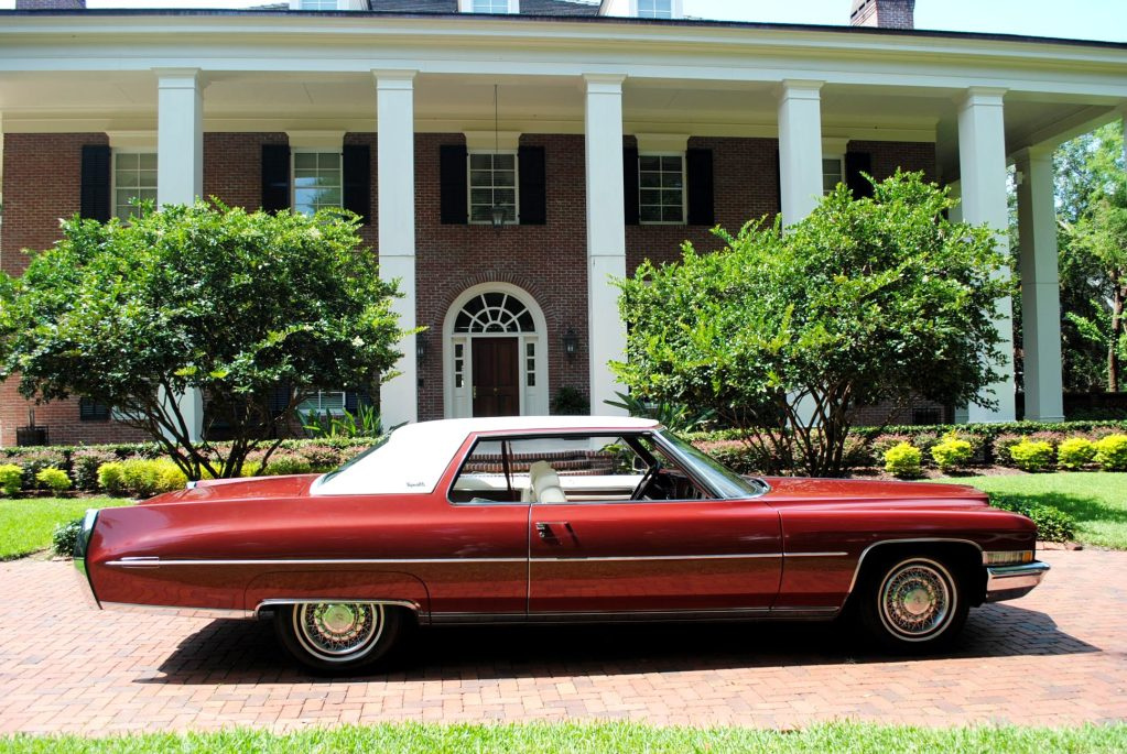 file 1972 cadillac coupe wikimedia commons. Cars Review. Best American Auto & Cars Review