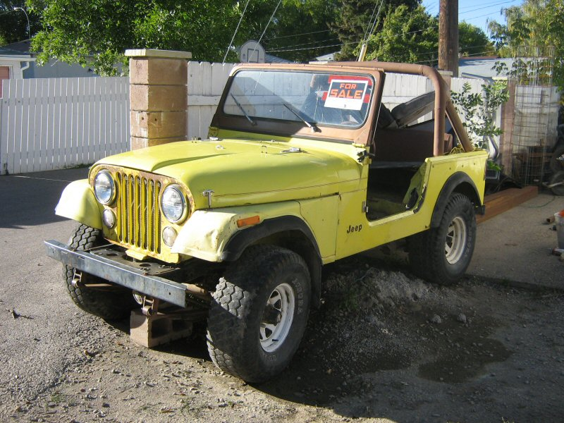 1976 Jeep CJ-7 (2871405590)
