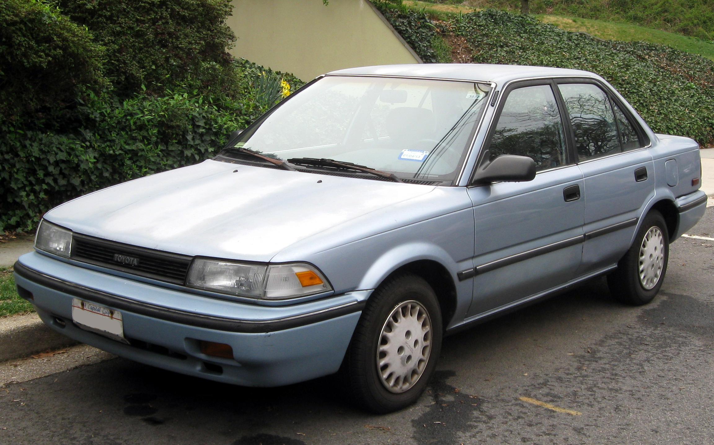 Kelebihan Kekurangan Toyota Corolla 1988 Top Model Tahun Ini