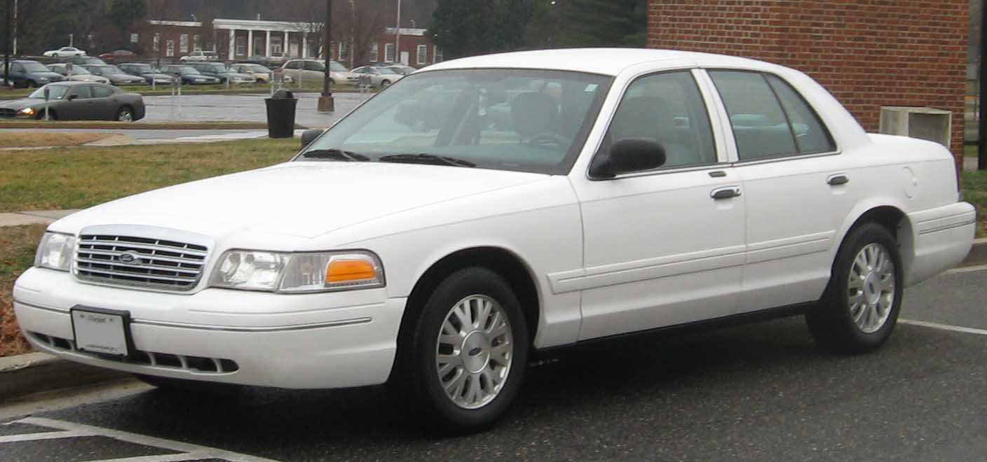 Фото ford crown victoria
