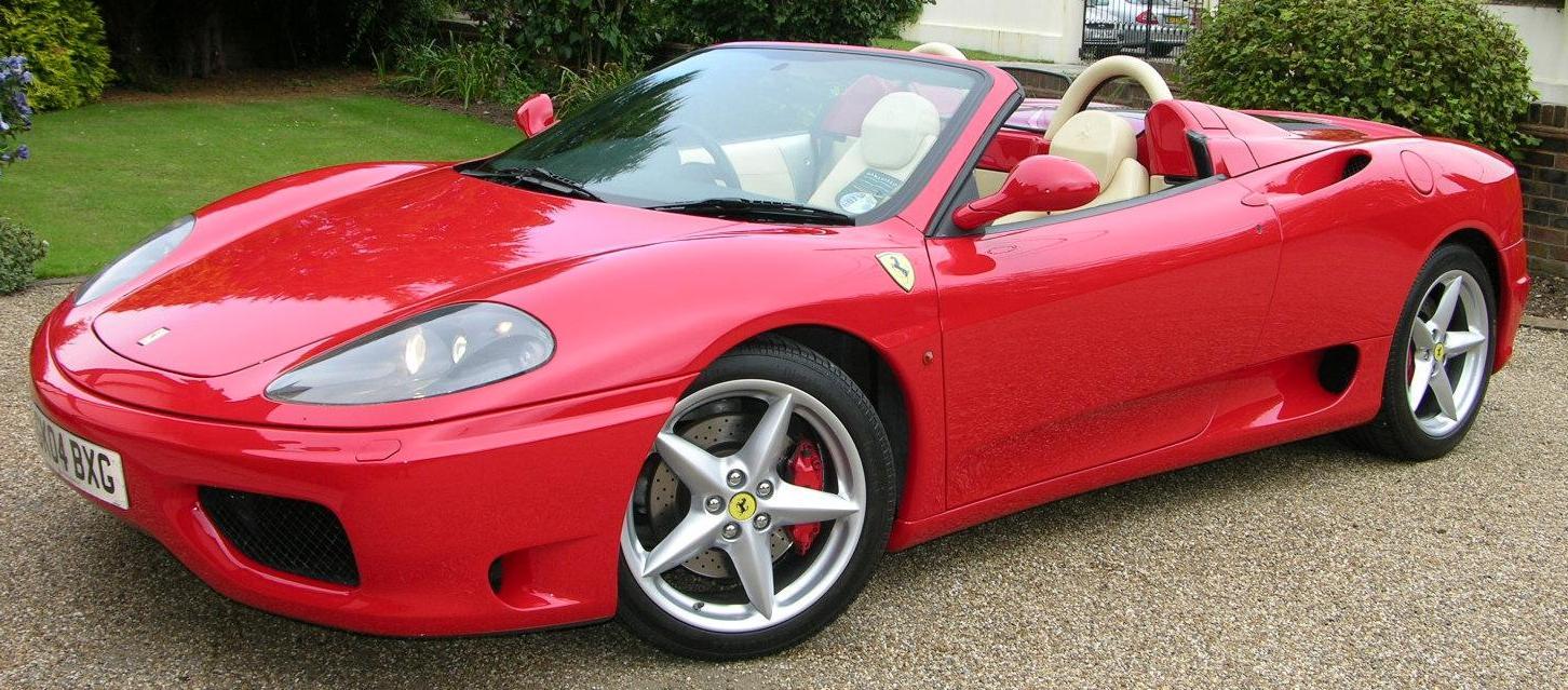 File 2004 Ferrari 360 Spider F1 Flickr The Car Spy 10