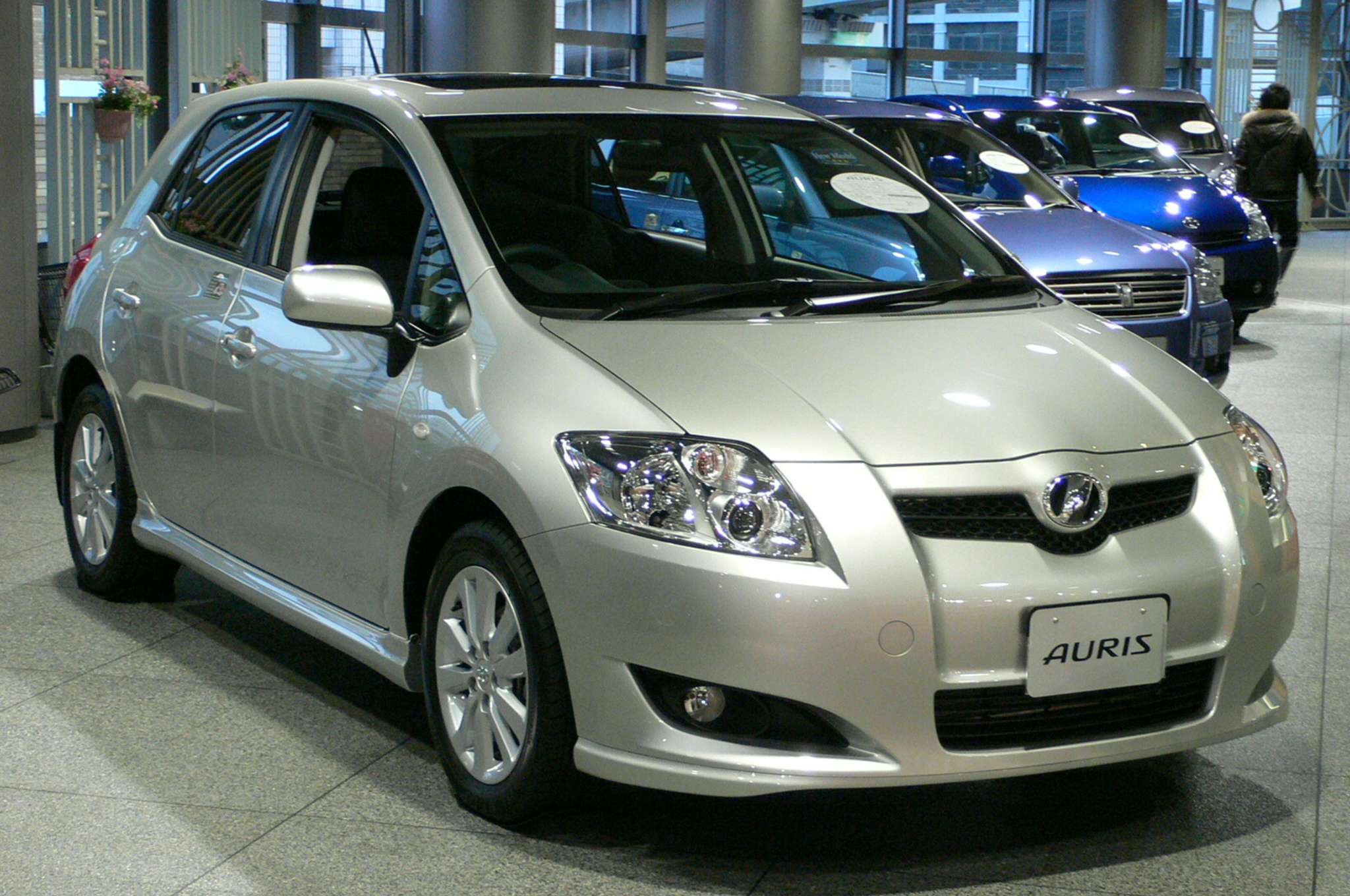 cars reviews images pictures and specs toyota auris 2009 specs and reviews. Black Bedroom Furniture Sets. Home Design Ideas
