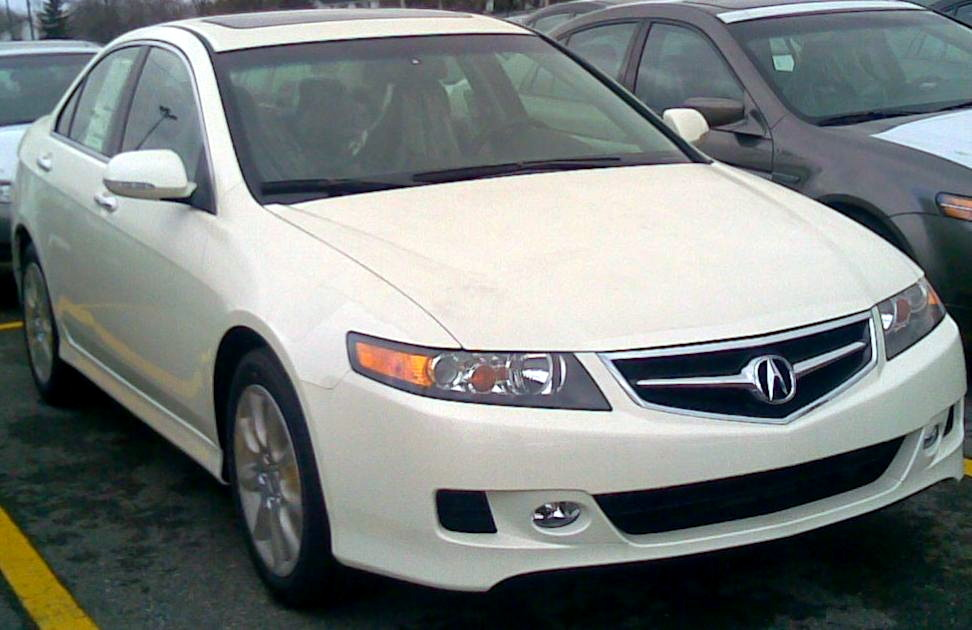 File:2007 Acura TSX.jpg - Wikimedia Commons