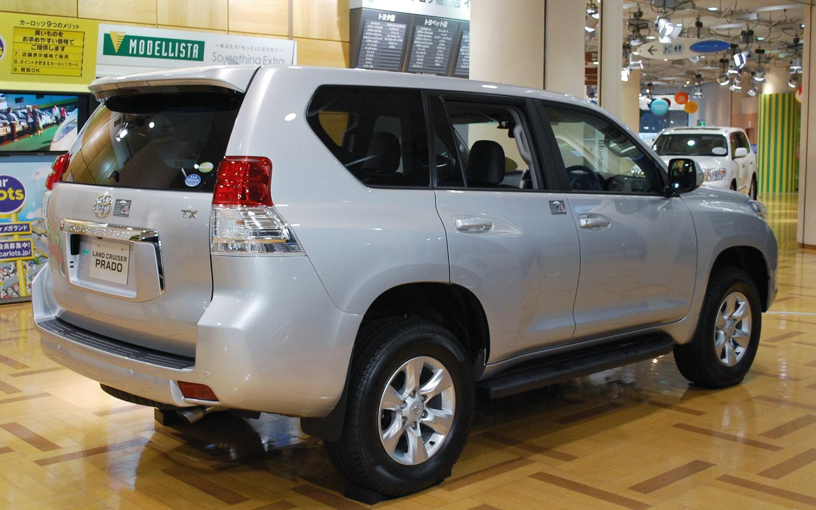 File:2009 Toyota Land Cruiser Prado 02