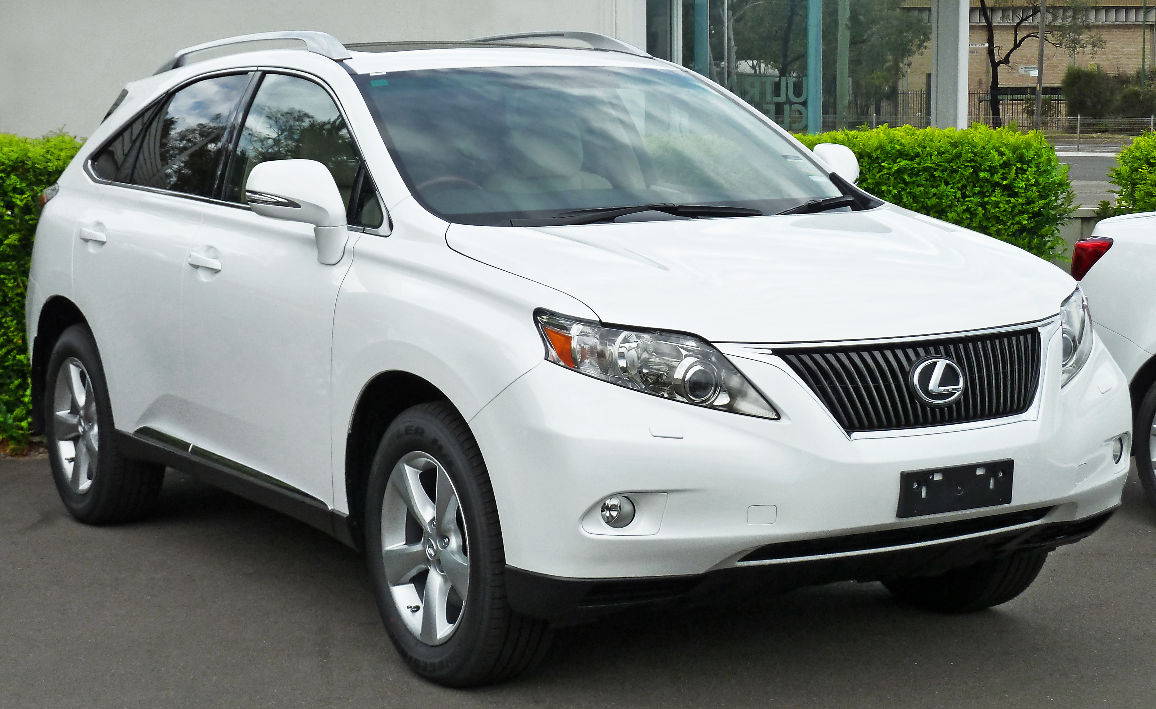 file 2010 2011 lexus rx 350 ggl15r my11 prestige wagon. Black Bedroom Furniture Sets. Home Design Ideas