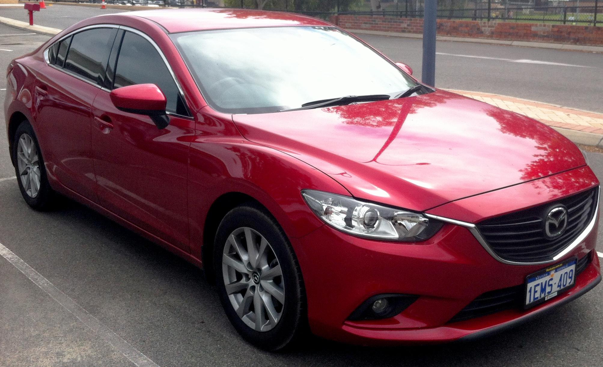 Mazda 6 Wikiwand