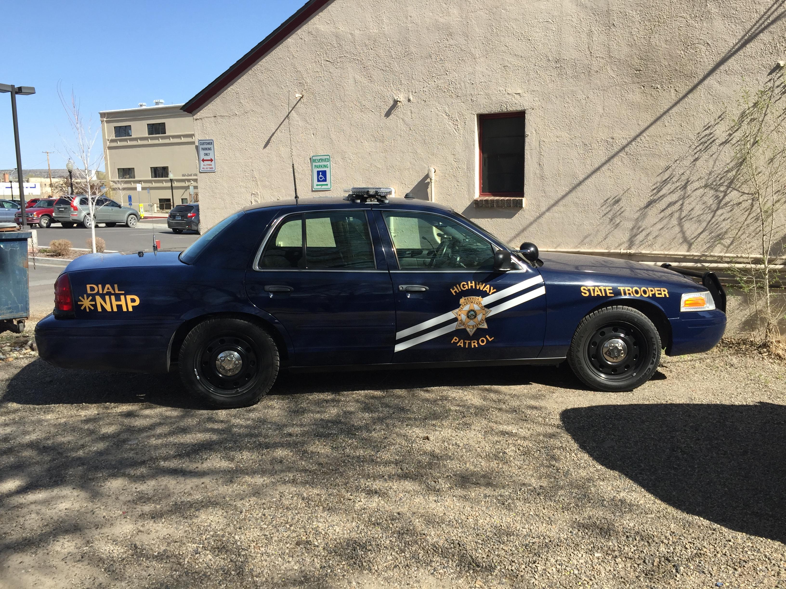 Are Nevada Car Crash Records Public