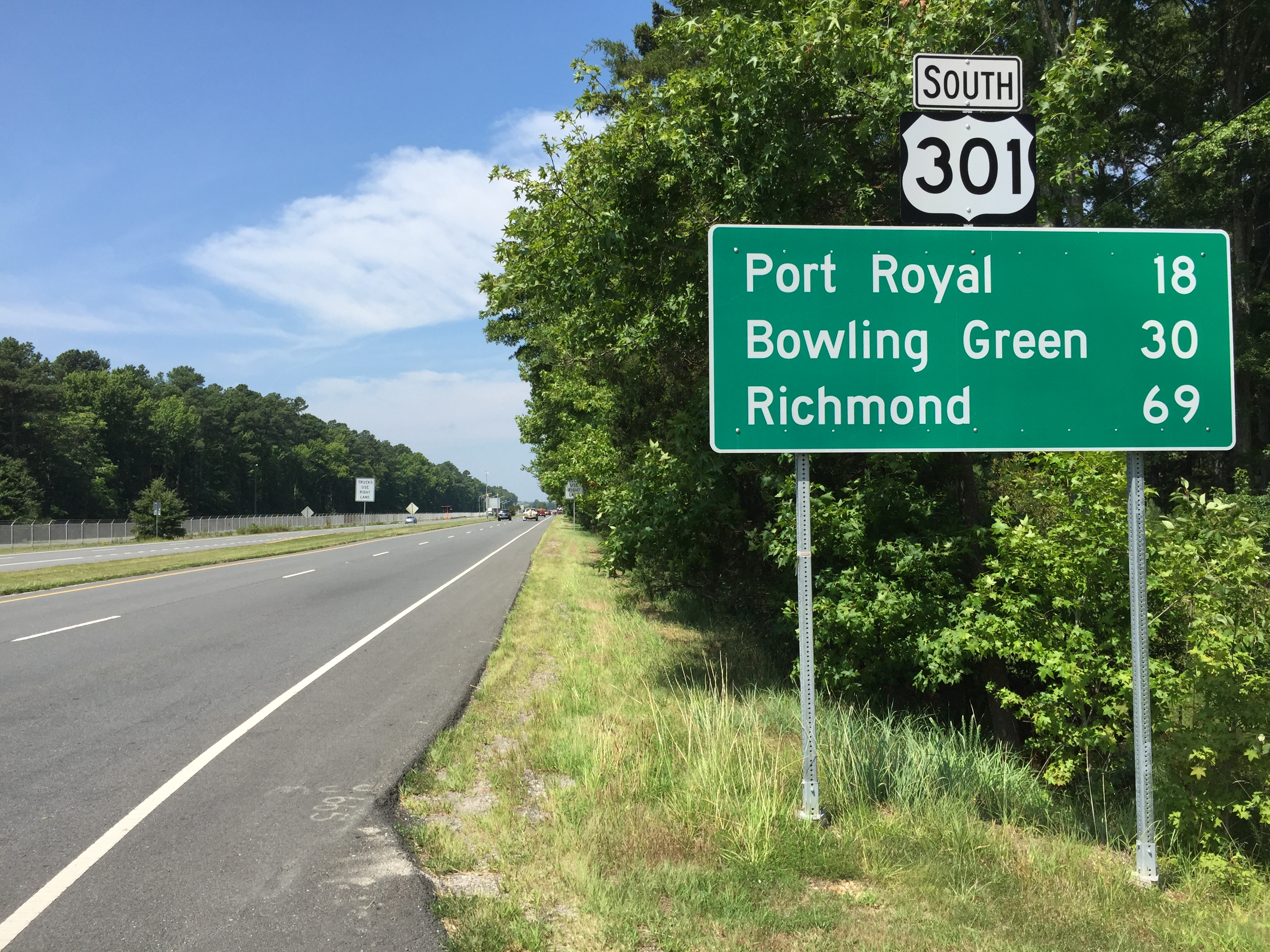 U.S. Route 301 in Virginia - Wikipedia on us route 95 map, route 301 florida map, route 301 maryland map, interstate 301 map, highway 301 florida map, delaware 301 bypass map,