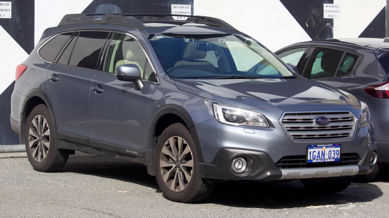 File 2016 Subaru Outback Bs9 2 5i Premium Station Wagon 2018 07