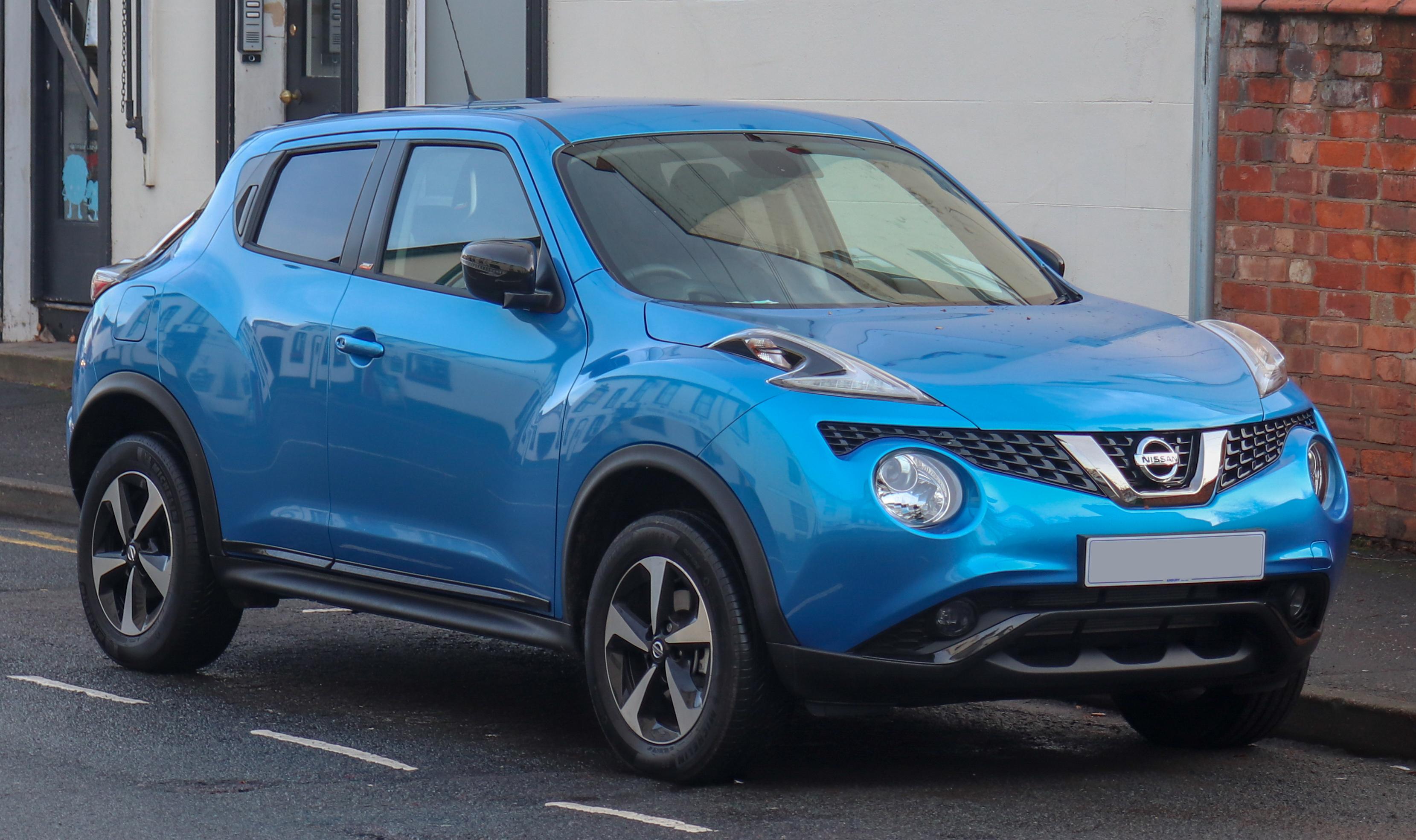 Nissan Juke Wikipedia