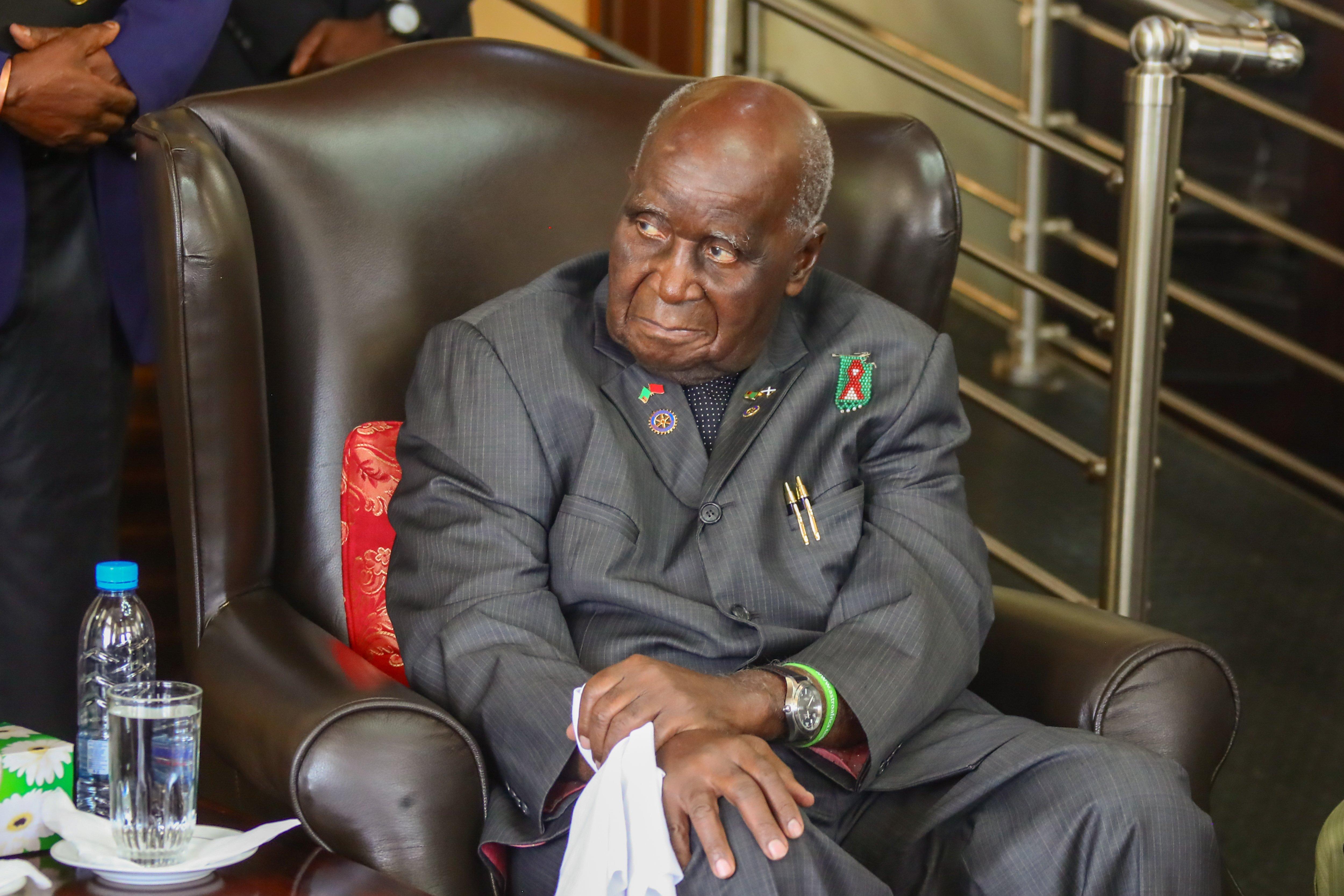 First  Zambia President Kenneth Kaunda Dies At 97