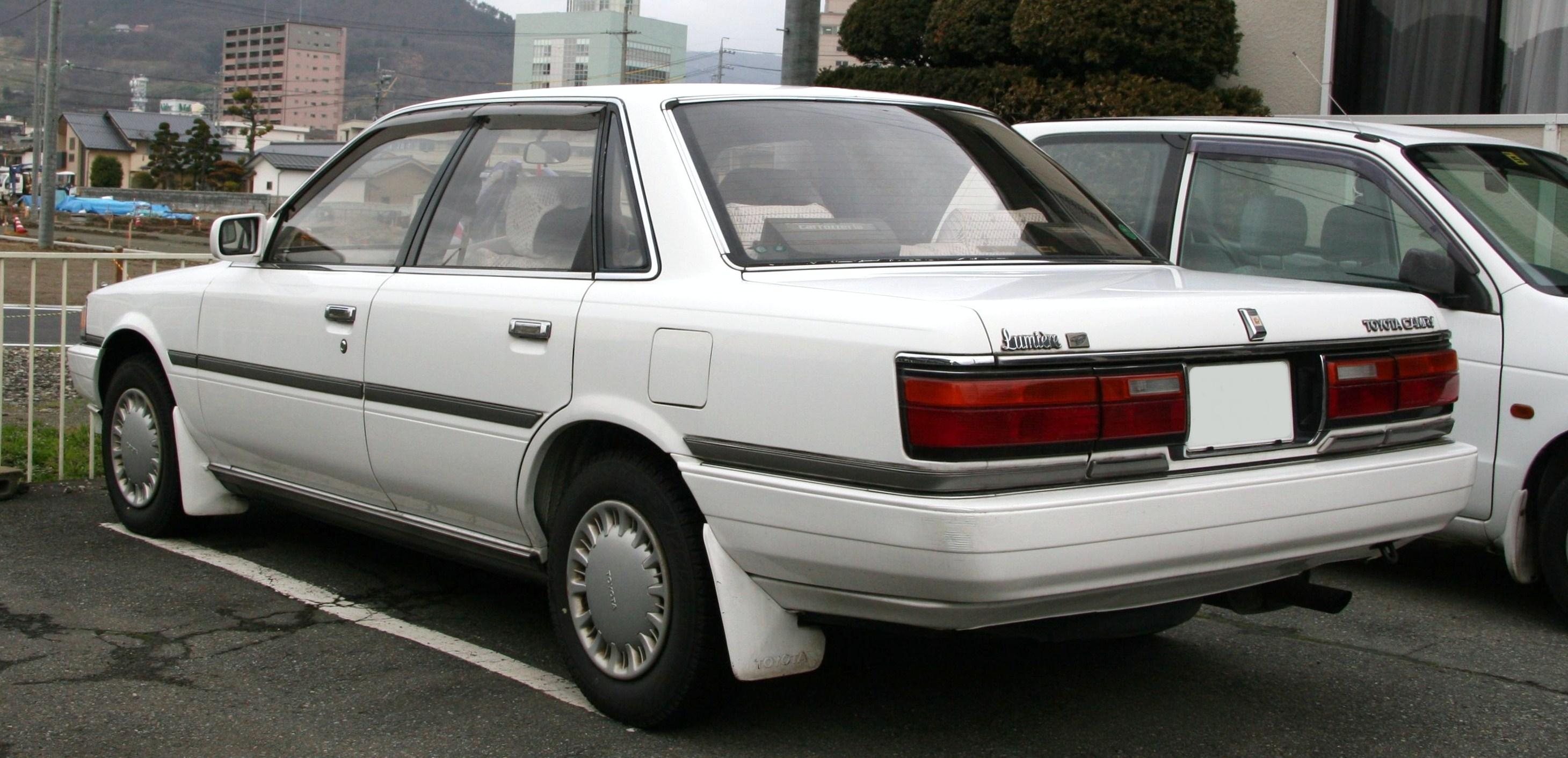 toyota vista 1989