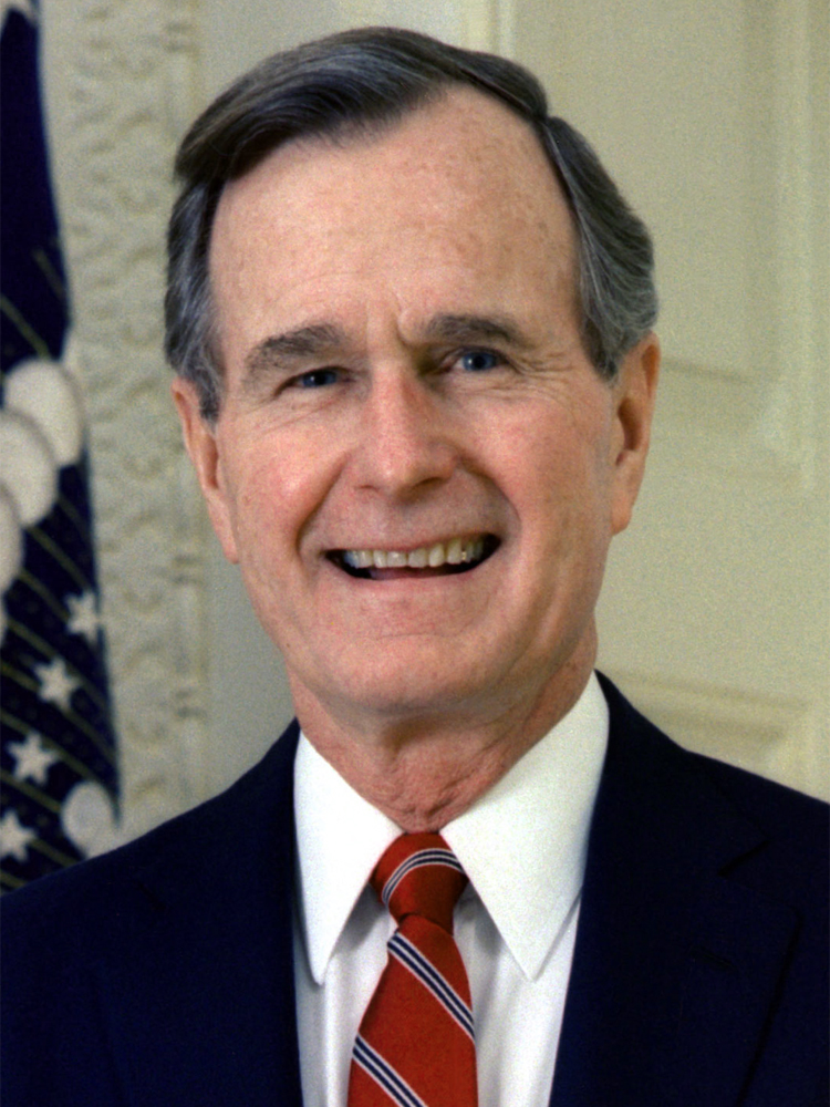 George H W Bush Wikipedija Prosta Enciklopedija