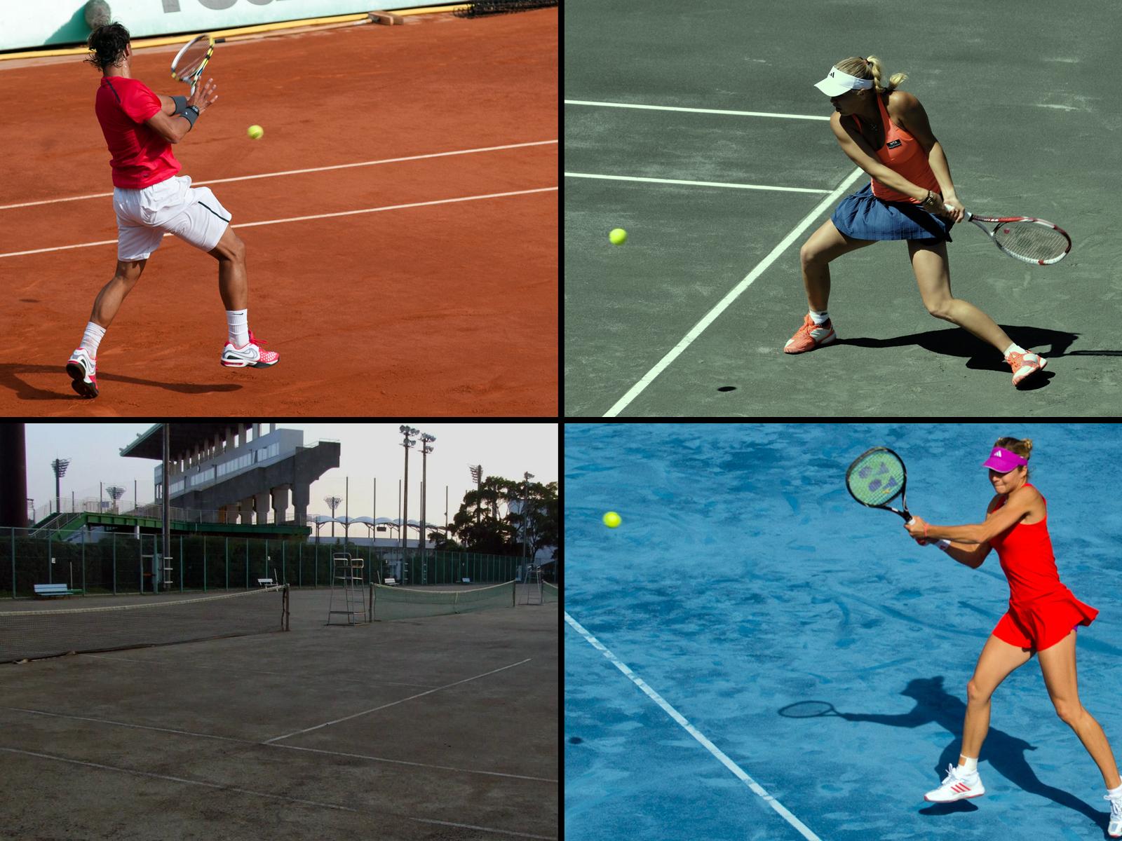 Clay Court Tennis Shoes Australia