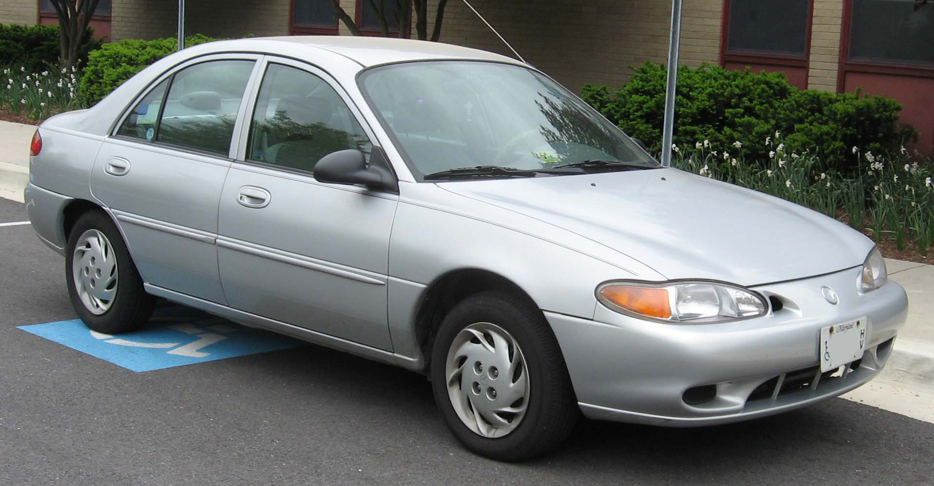 Mercury Tracer Sedan on 2000 Mercury Milan