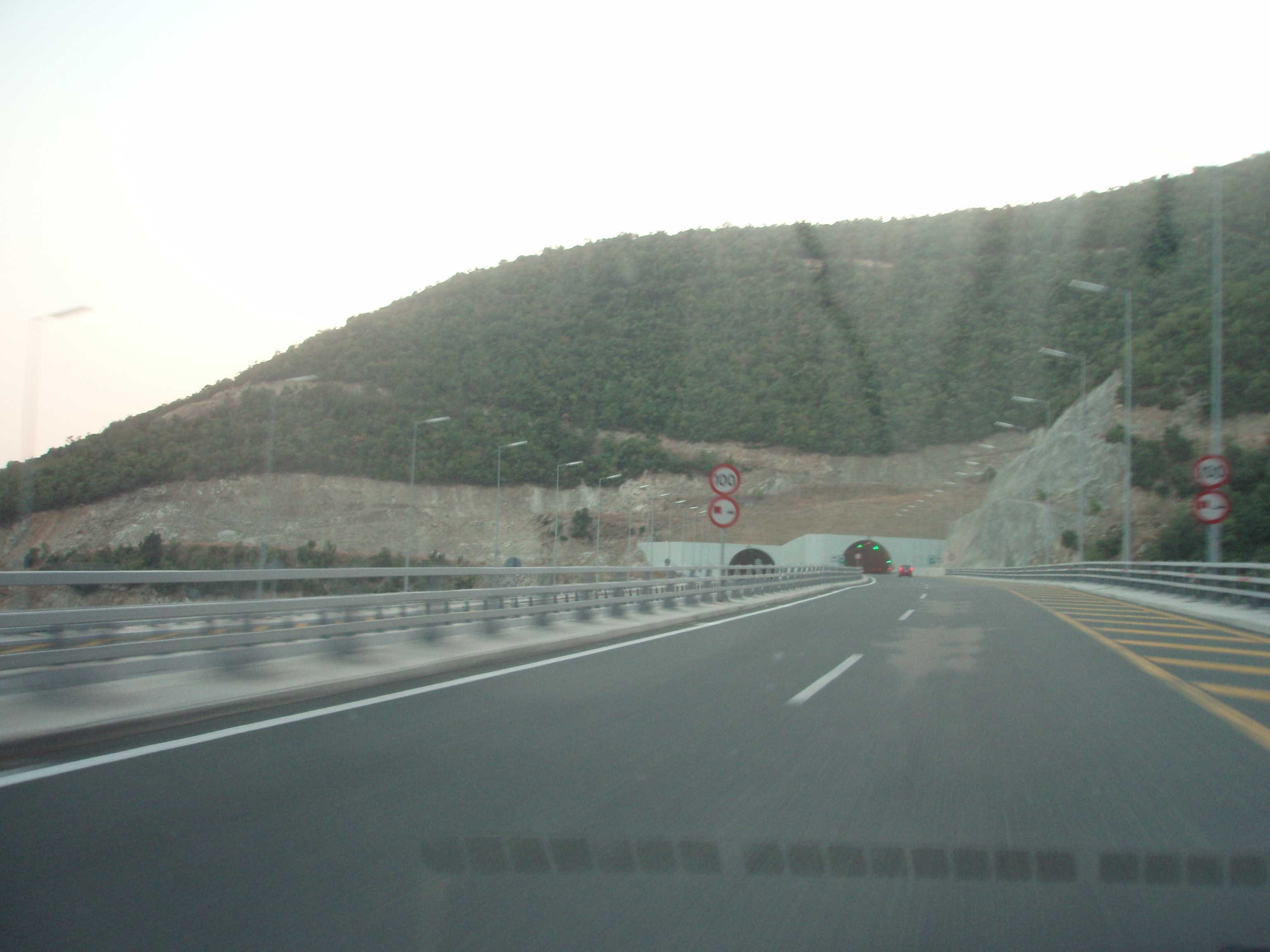 Veria Greece  City pictures : Description A2 Motorway, Greece Section Veria Polymylos 21