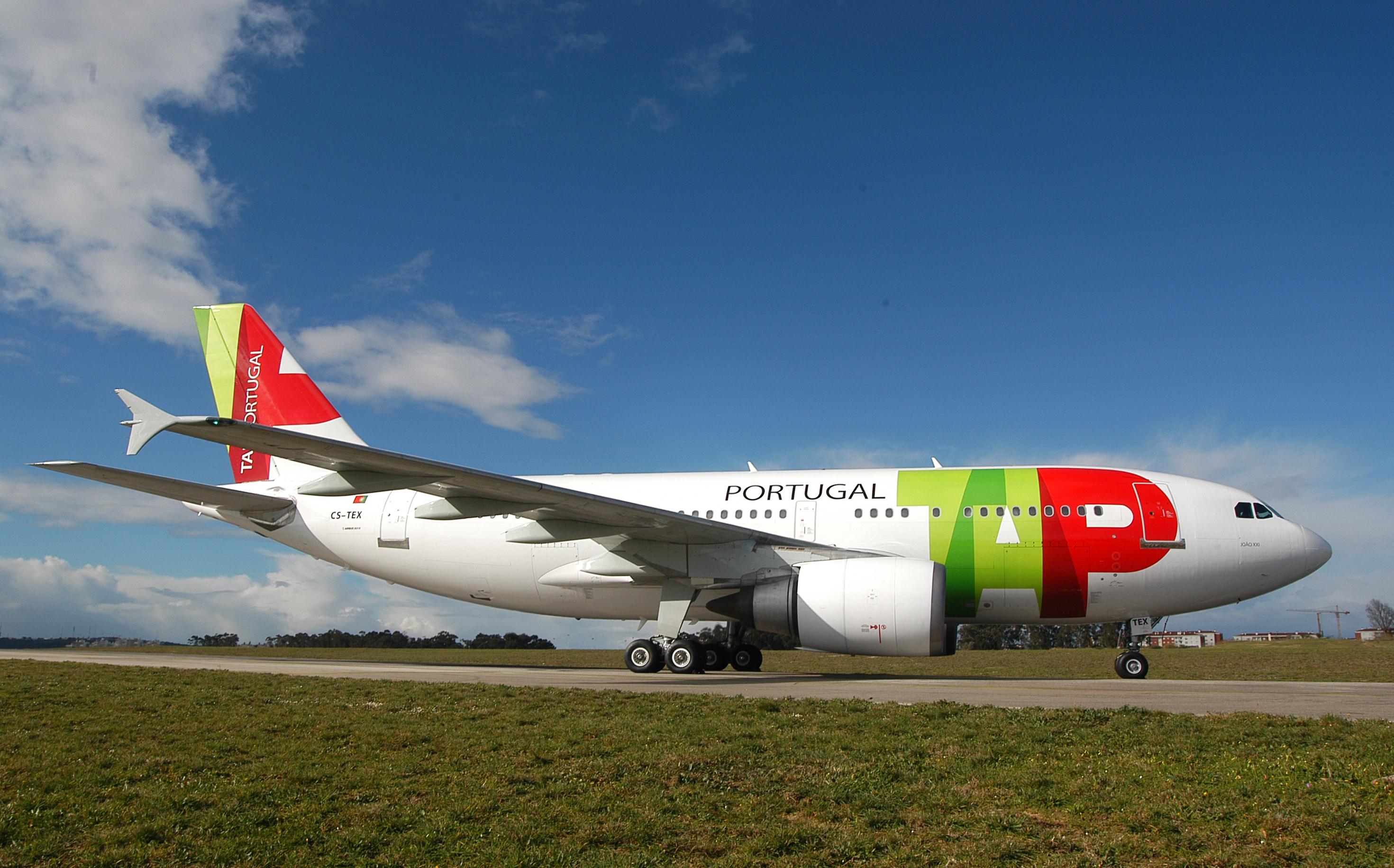 Airbus A310 der TAP Portugal