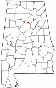 Loko di County Line, Alabama