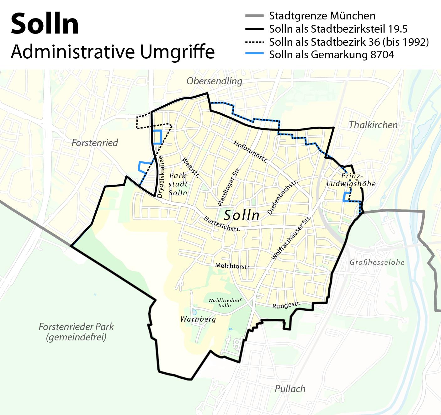 Solln Wikipedia