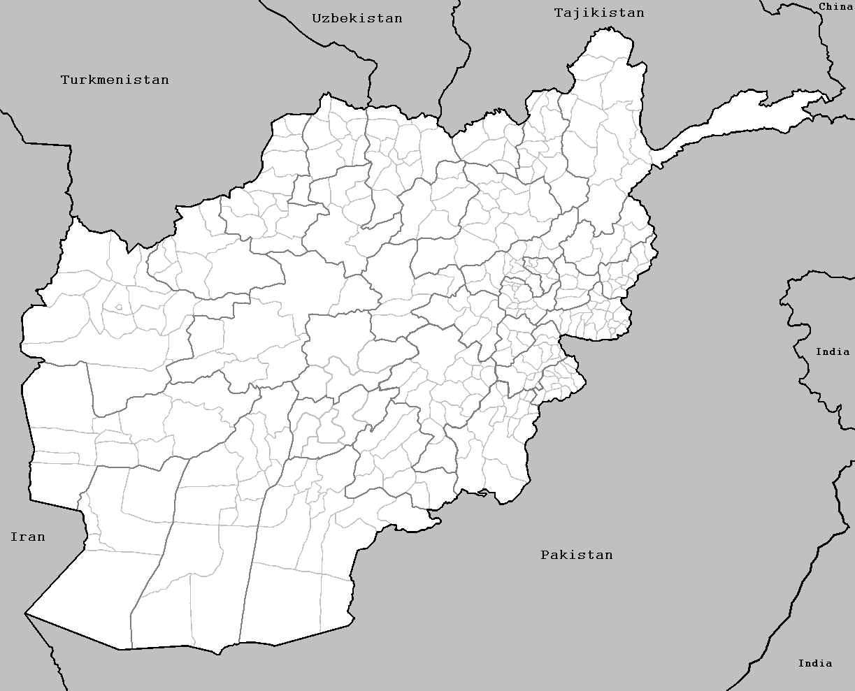 Atlas of Afghanistan Wikimedia Commons