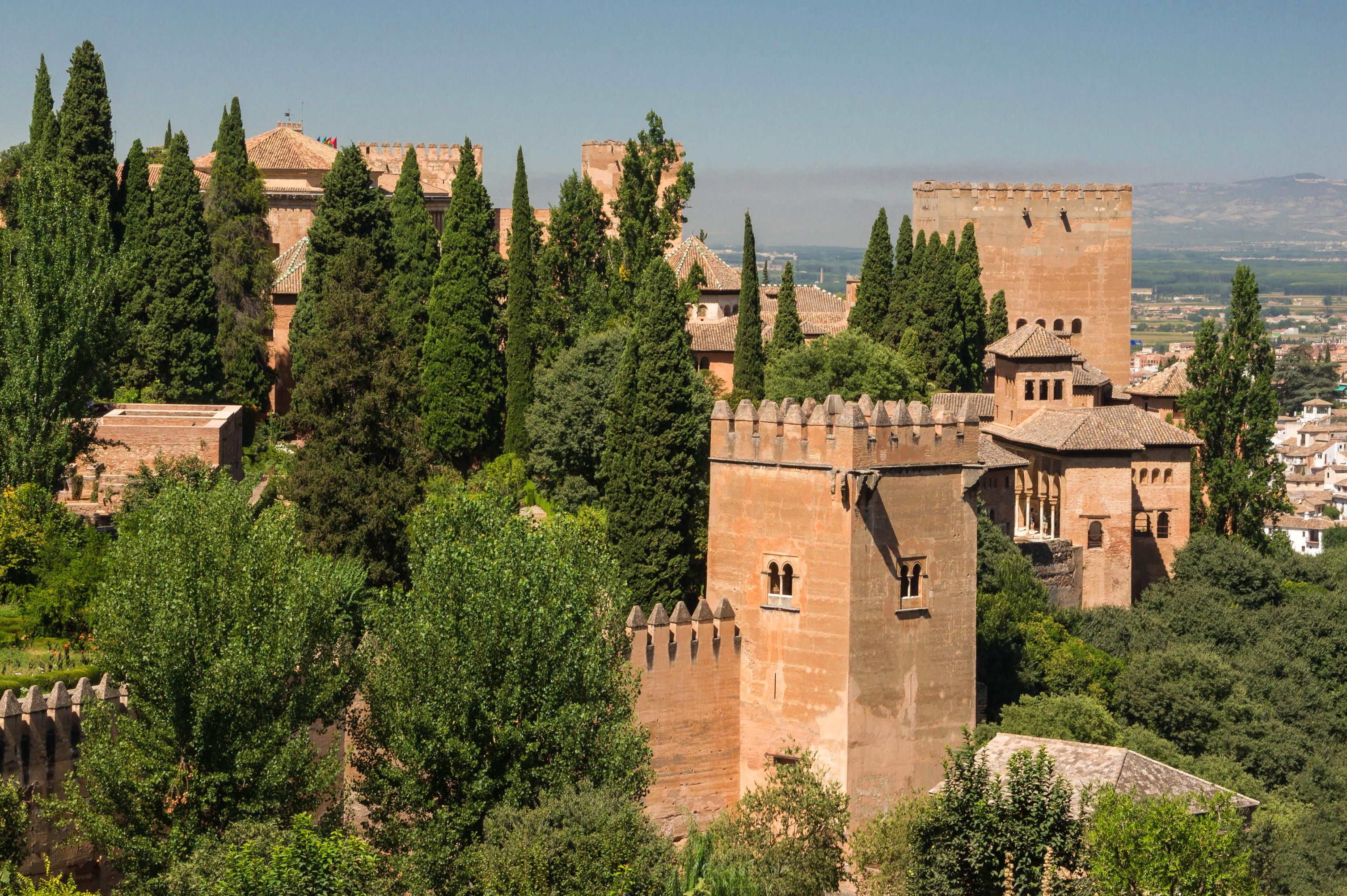 Alhambra Castle Tours
