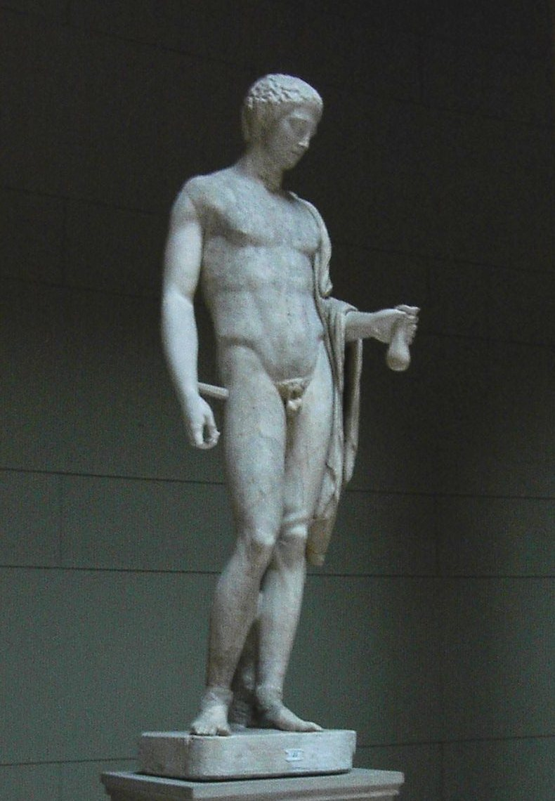 Statues Nude 61