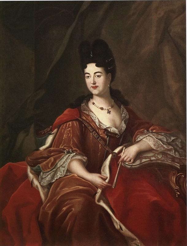 Анна Петровна Нарышкина