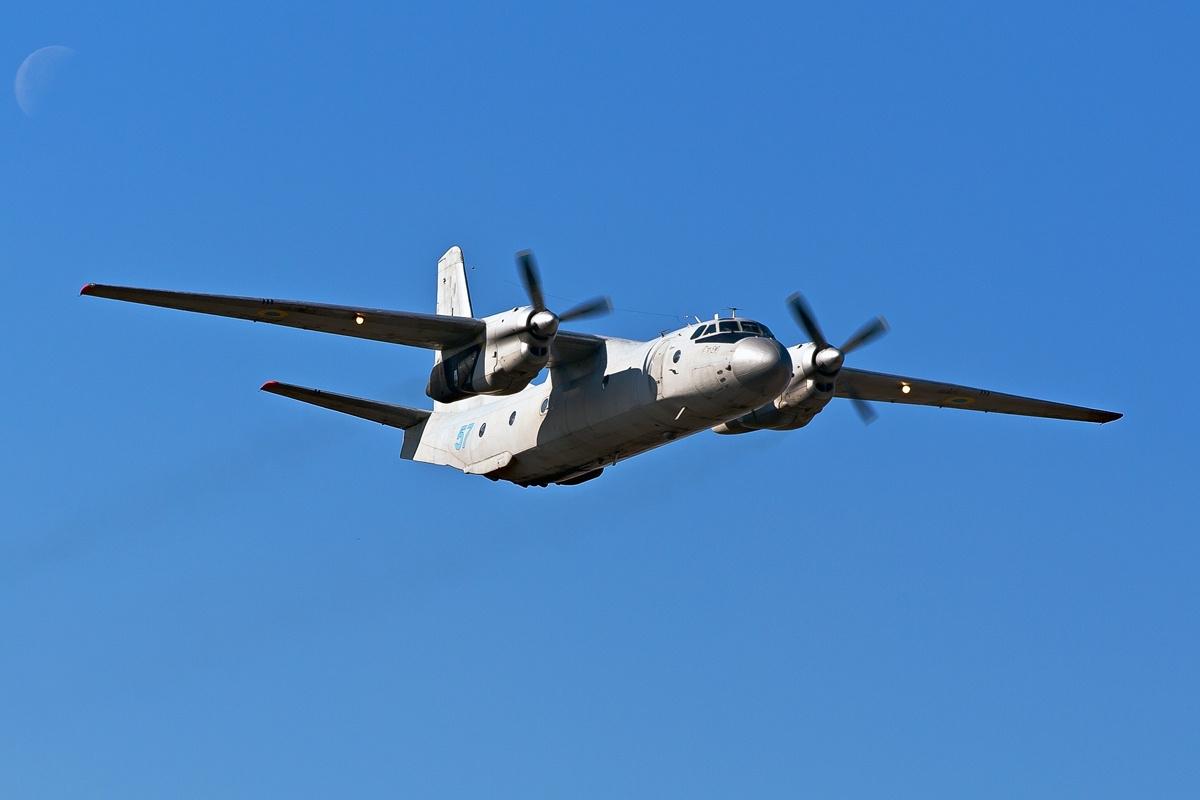 Самолет ан 26 википедия