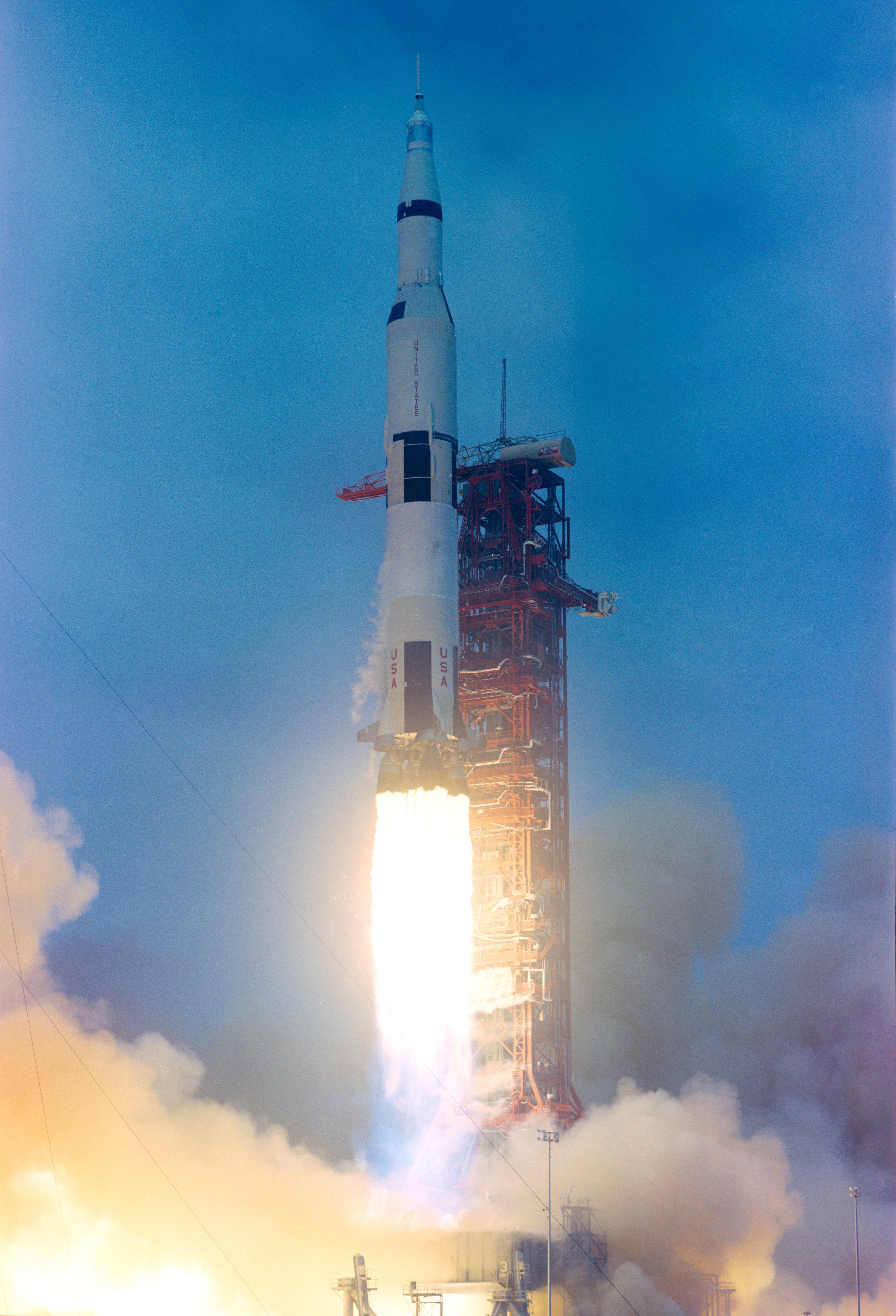 Apollo 1 mission info