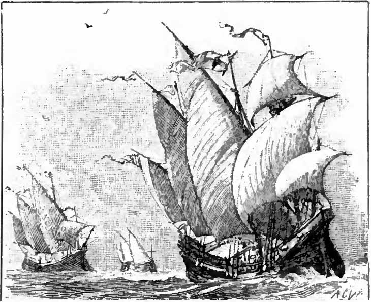 la nina ship coloring pages - photo #38