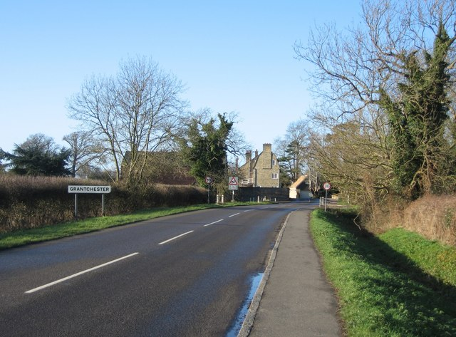Approaching Grantchester - geograph.org.uk - 649146
