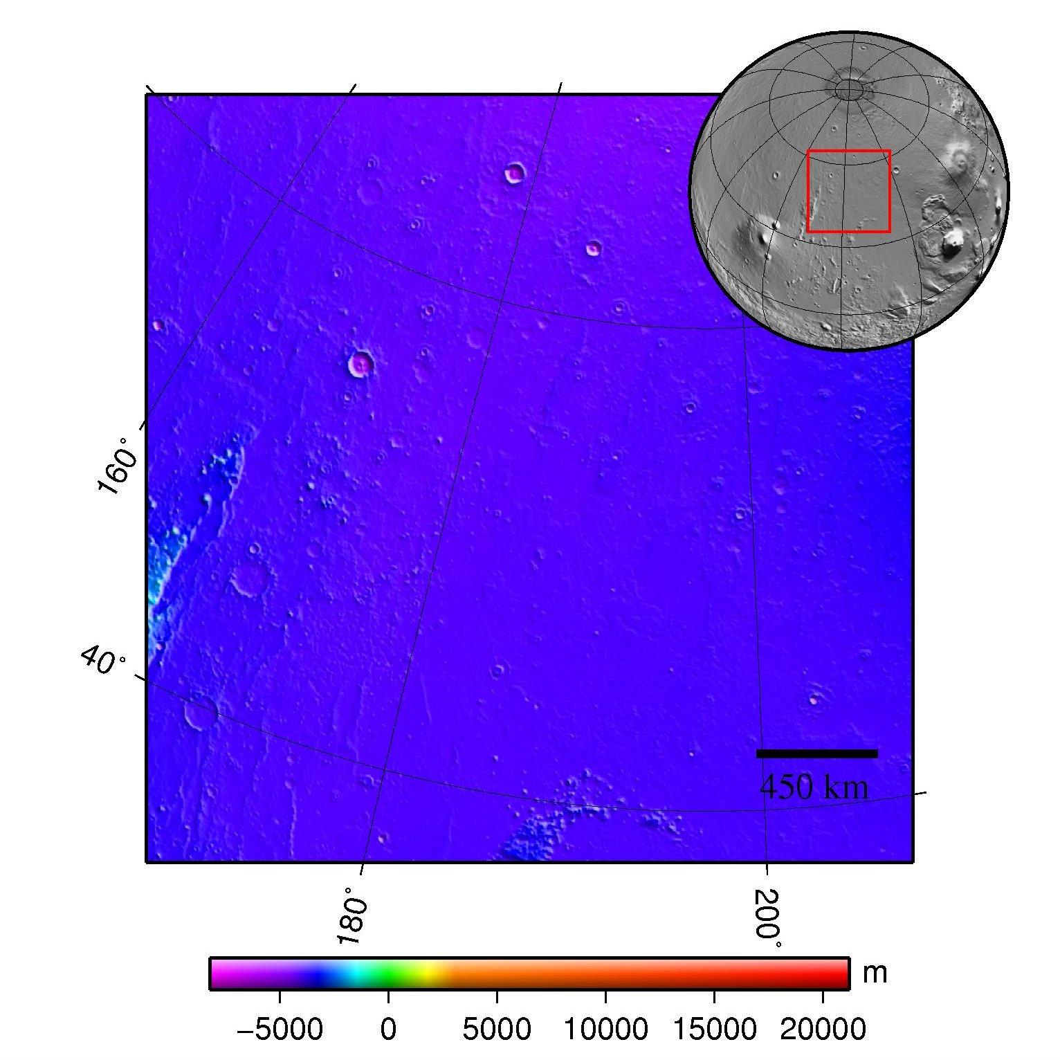 Arcadia Planitia - Wikipedia