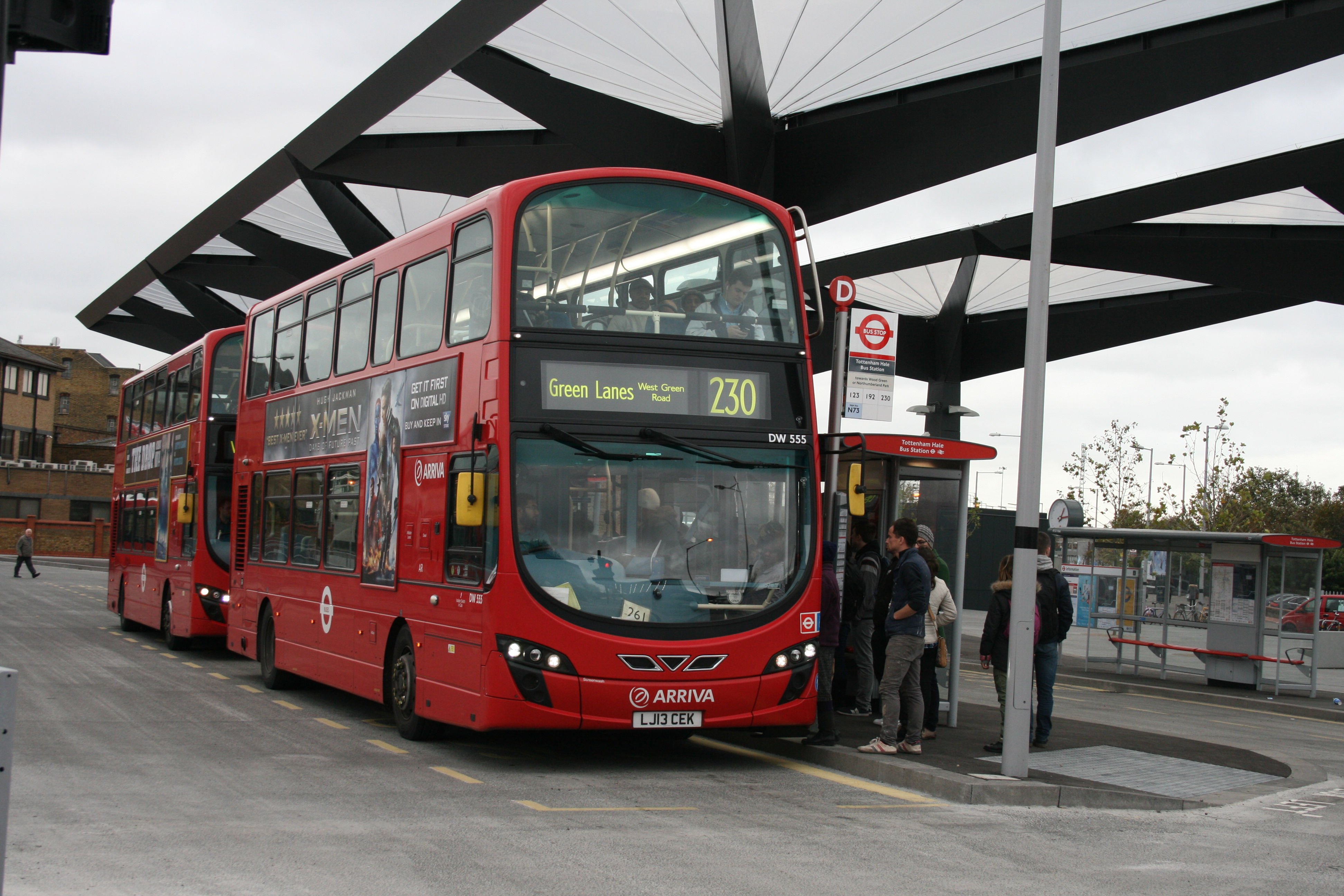 London Buses Lost Property Number