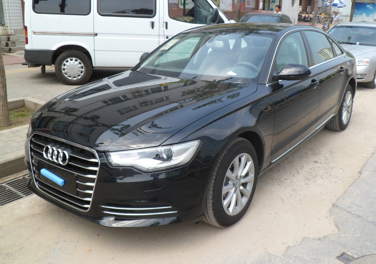 File Audi A6l C7 01 China 2012 08 09 Jpg Wikimedia Commons