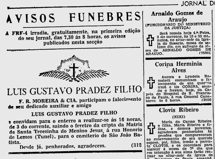 Obituario - Wikipedia, la enciclopedia libre