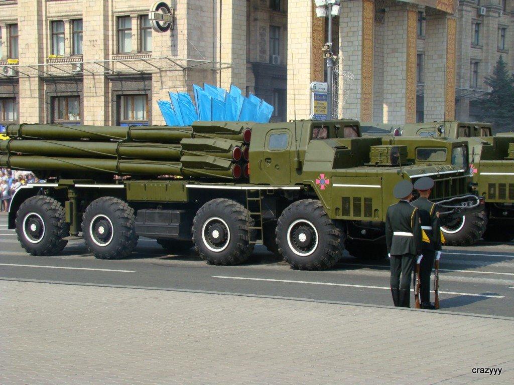 BM-30_Smerch_rocket_launcher_in_Ukrainian_service.JPG