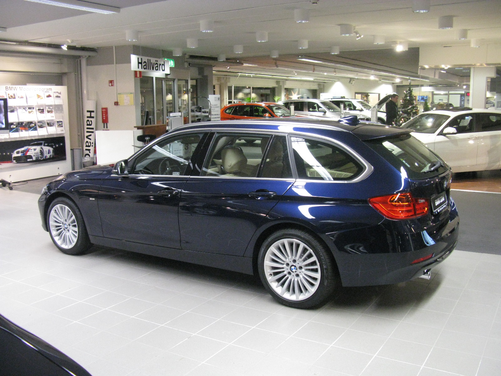 Imperial Blue Bmw  Paint Code A