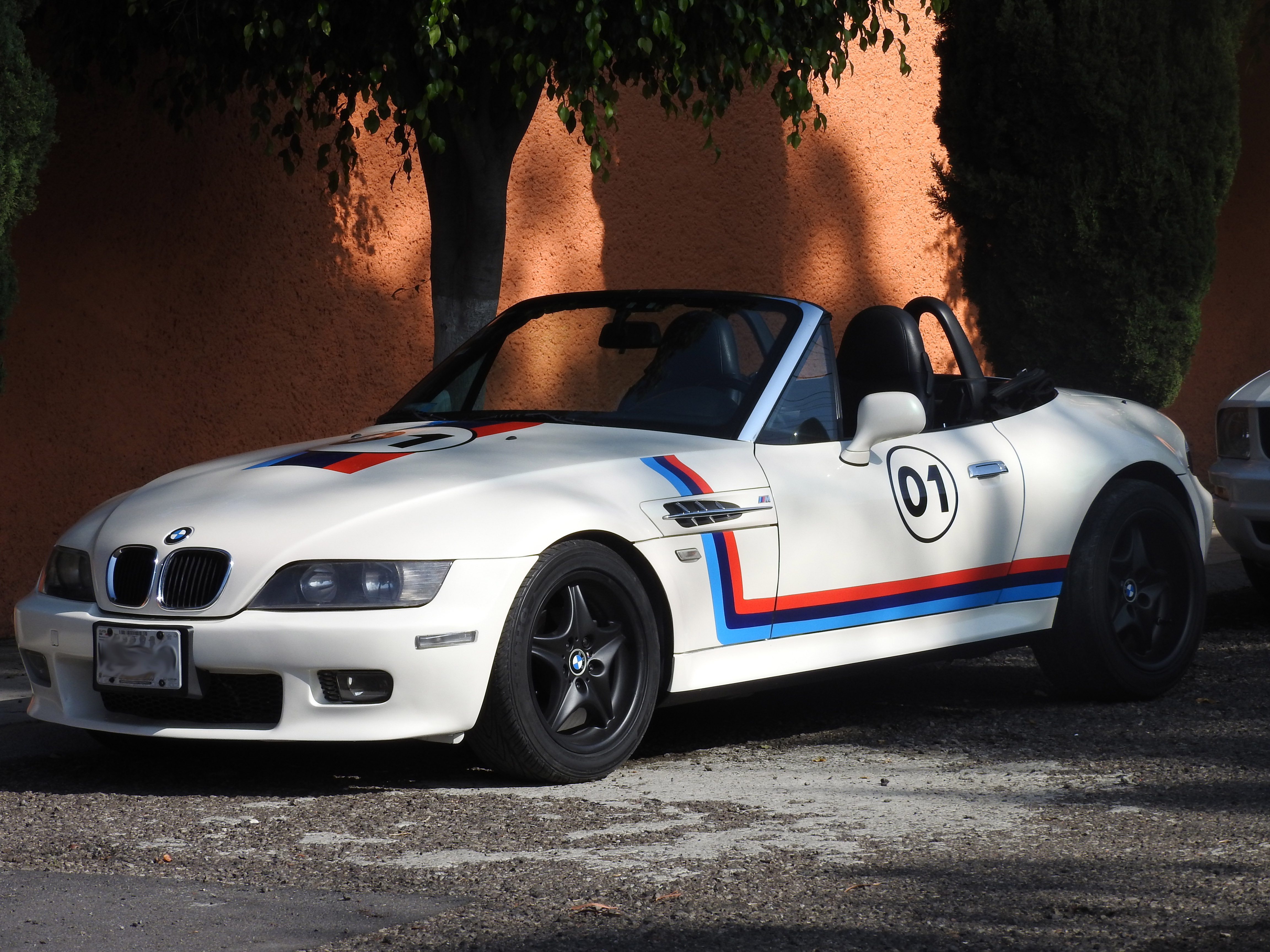 File Bmw Z3 Roadster 2 8lt 1998 Jpg Wikimedia Commons