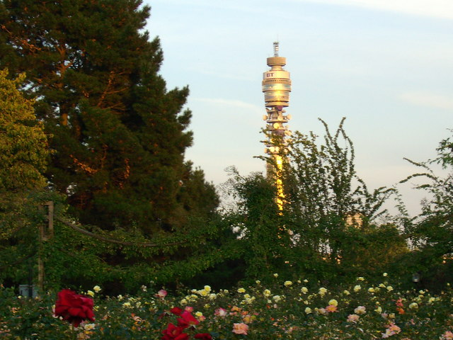 BT tower - geograph.org.uk - 778943